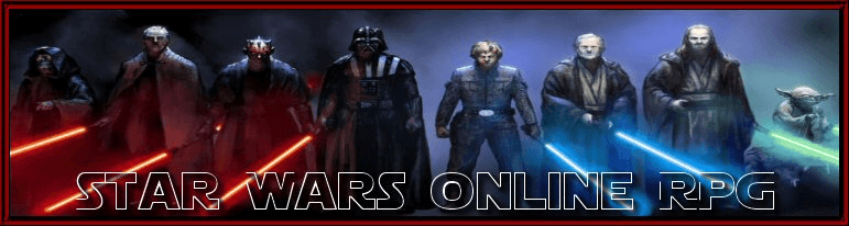 Star Wars Online RPG